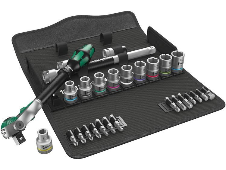 Wera 8100 SC 6 Zyklop Speed-dopsleutelset 1-2 (12,5 mm) 05004076001