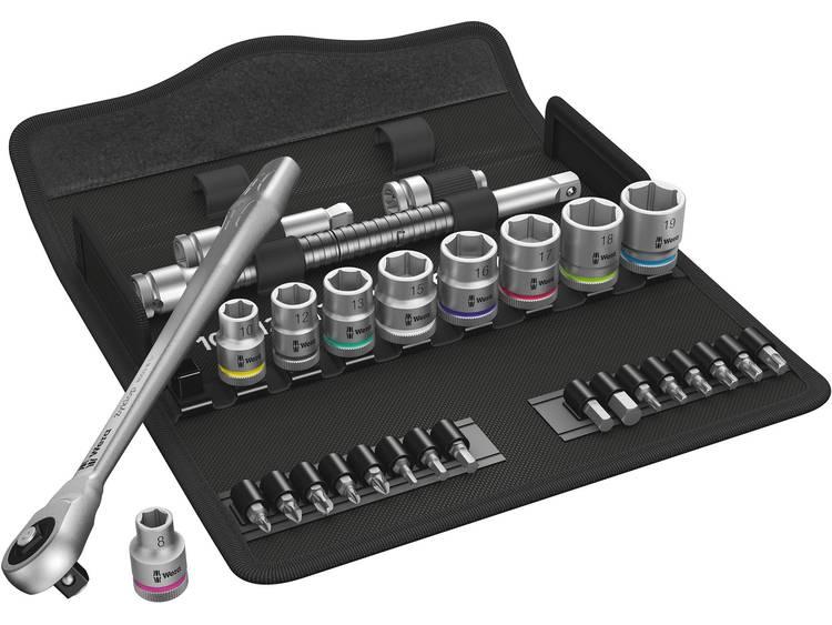 Wera 8100 SB 7 Zyklop-dopsleutelset 3-8 (10 mm) 05004047001
