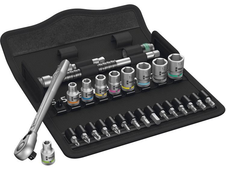 Wera 8100 SA 8 Speed-dopsleutelset 1-4 (6,3 mm) 05004018001