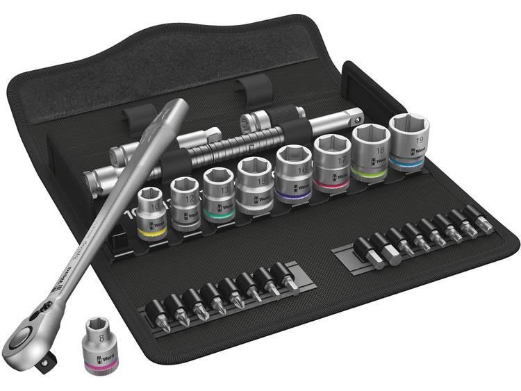 Wera 8100 SB 8 Zyklop-dopsleutelset 3-8 (10 mm) 05004048001