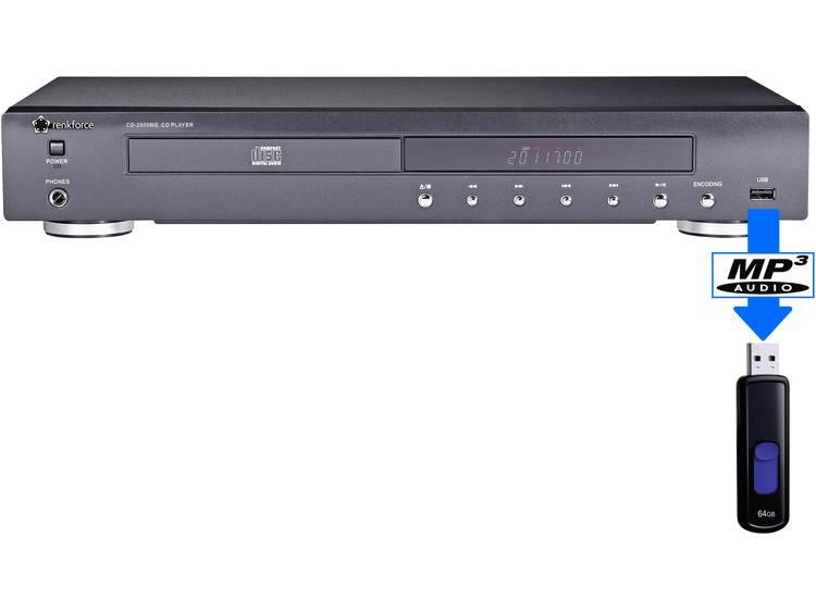 Renkforce CD-2000ME CD-speler