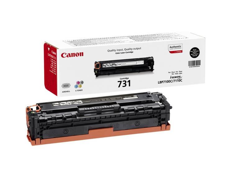 Canon 731 Y Origineel Tonercassette Geel