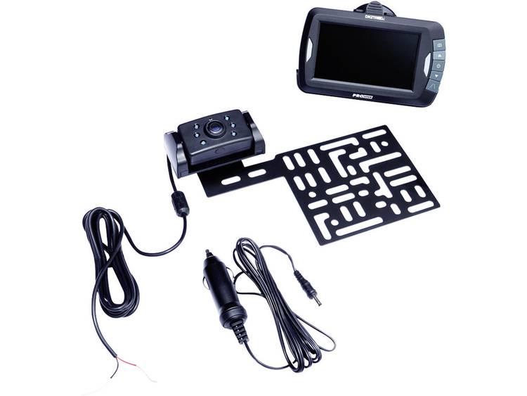ProUser DIGITAL DRC4310 Draadloos achteruitrijcamera systeem Automatische dag nachtomschakeling, Afstandshulplijnen, Extra IR verlichting, Kantelbaar,