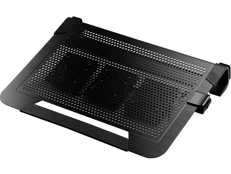 Cooler Master Notepal U3 Plus Laptop cooling-pad Regelbare ventilator