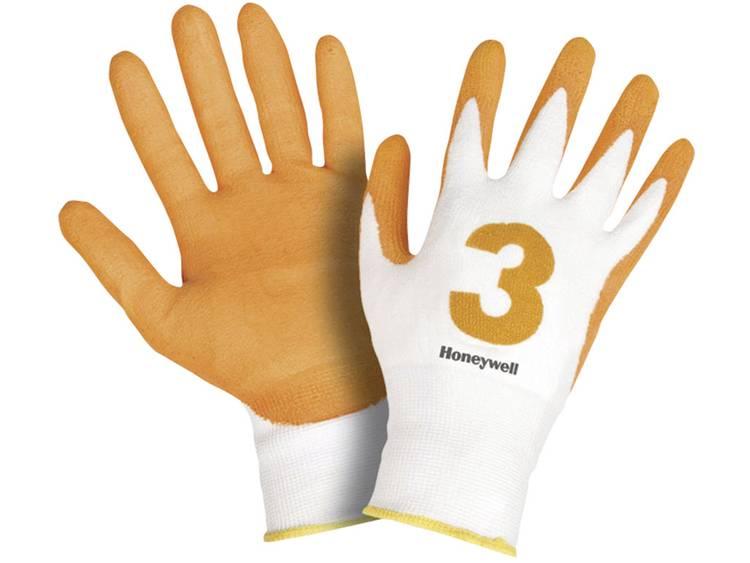 Honeywell 2332552-08 Snijvaste veiligheidshandschoen Check & Go Amber Nit 3 Dyneema Maat 8