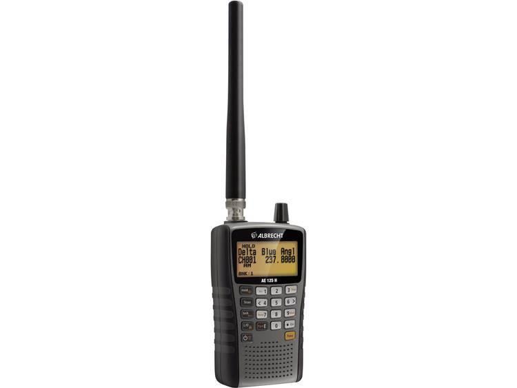Albrecht Handscanner AE 125 H 27125 AE125H