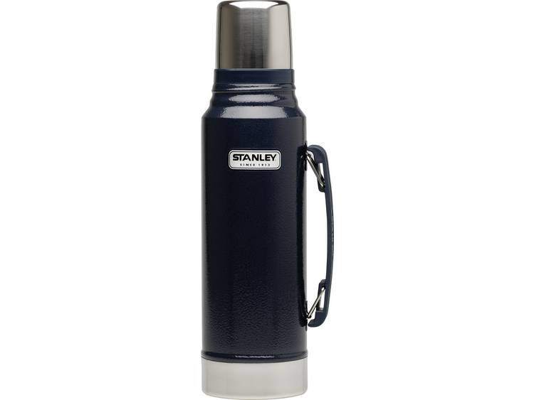 Thermosfles Stanley Vacuümfles Classic RVS, Donkerblauw 1 l