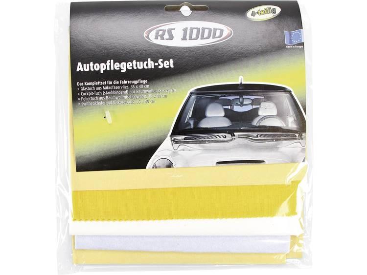 RS 1000 30161 15 RS1000 Auto onderhoudsdoekenset 4 onderdelen