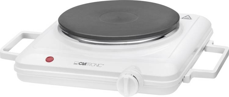 Image of Clatronic EKP3582 271698 Kookplaat met handmatige temperatuursinstelling