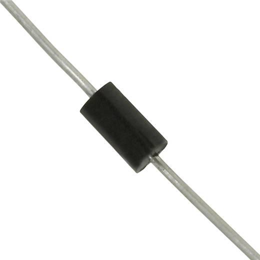 Diode met bescherming tegen te hoge spanningen (suppressor-diode) Diotec BZW06-44B Soort behuizing DO15 U(B) 43.6 V