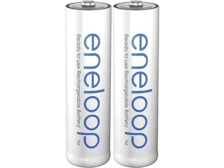 Panasonic eneloop AA AA oplaadbare batterij (penlite) NiMH 1.2 V 1900 mAh 2 stuks