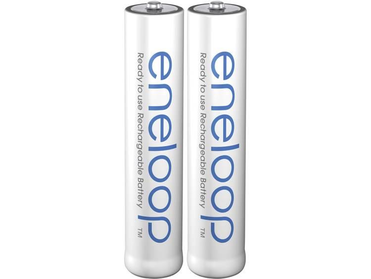 Panasonic eneloop HR03 AAA oplaadbare batterij (potlood) NiMH 750 mAh 1.2 V 2 stuks