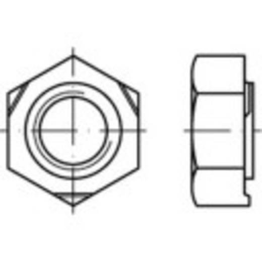 Zeskant lasmoeren M6 DIN 929 Staal 250 stuks TOOLCRAFT 119093