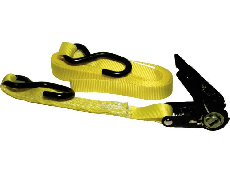 Kunzer Ratelspanband incl. 2 S-haak (l x b) 5 m x 25 mm