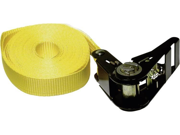 Spanband (eendelig) Trekkracht (lc) vastbinden (enkel direct)=400 daN (l x b) 6 m x 25 mm Kunzer ZG 6.0 LC 400 daN