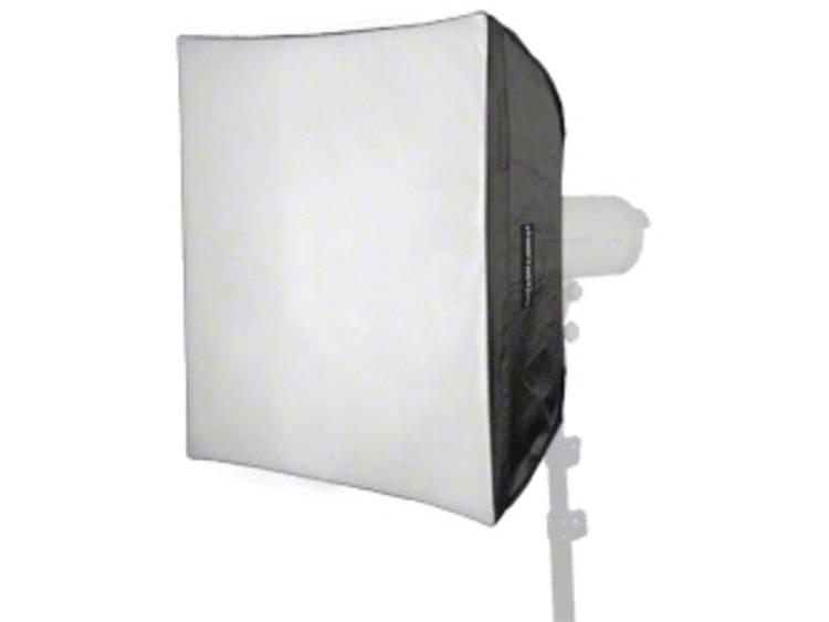 Softbox Walimex Pro inkl. Universal Adapter 16901 l x b x h 46 x 60 x 60 cm 1