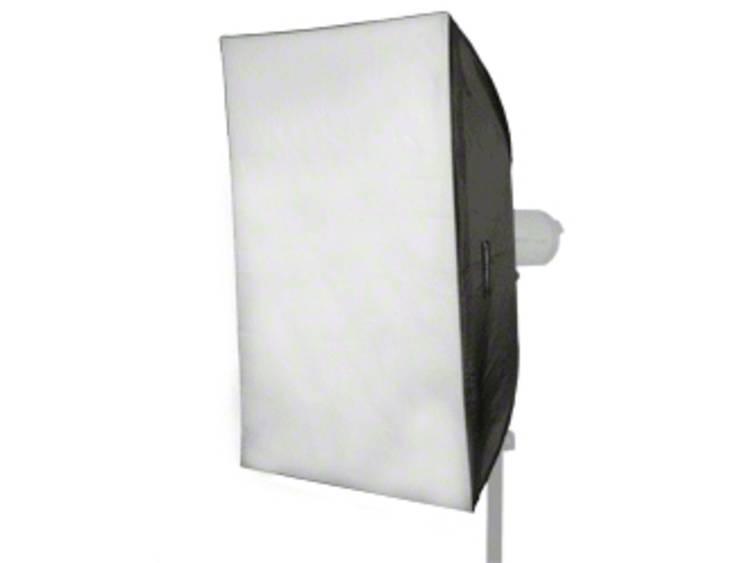 Softbox Walimex Pro inkl. Universal Adapter 16902 l x b x h 57 x 60 x 90 cm 1