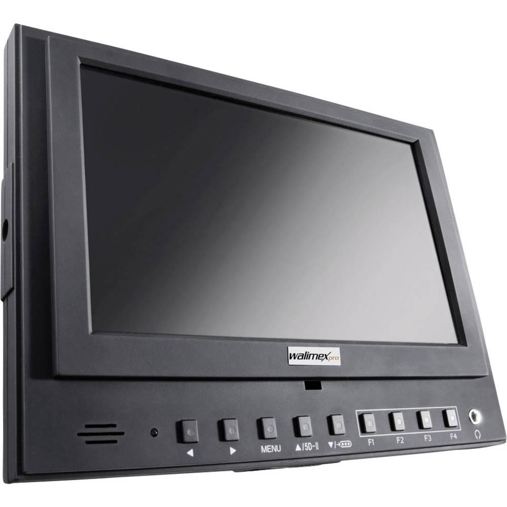 Walimex Pro Director I Videomonitor för DSLR 17.8 cm 7 tum HDMI
