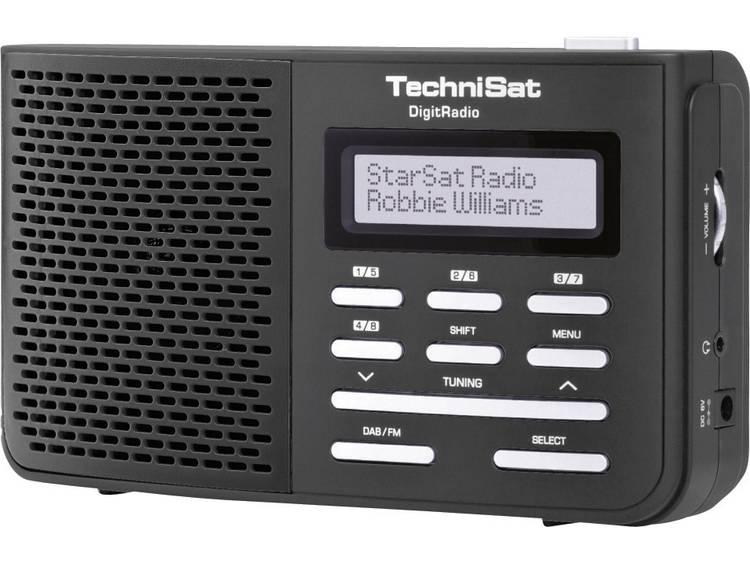 TechniSat DigitRadio 210 DAB+ Transistorradio DAB+, FM Zwart