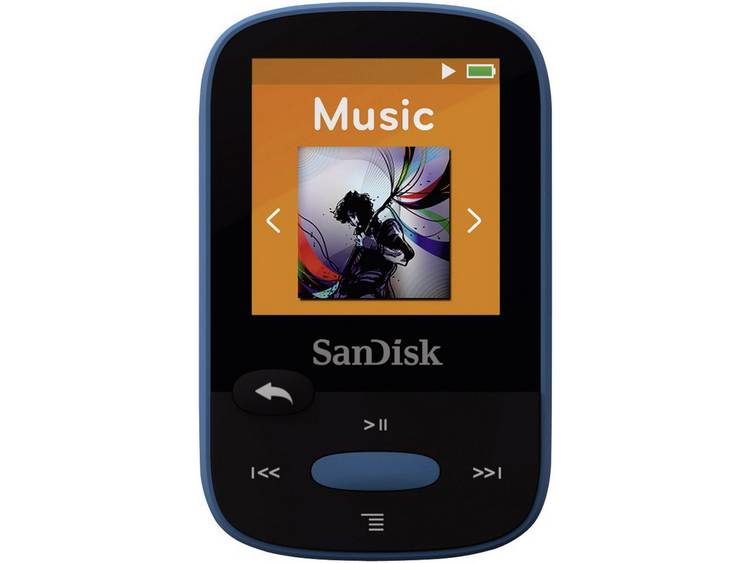 Clip Sport MP3 Player 8 GB