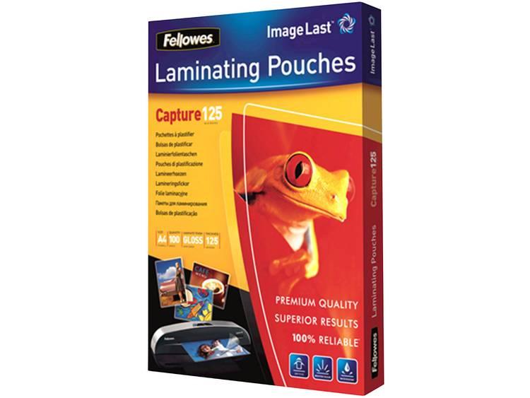 Lamineerfolie Fellowes DIN A4 125 micron glanzend 100 stuks