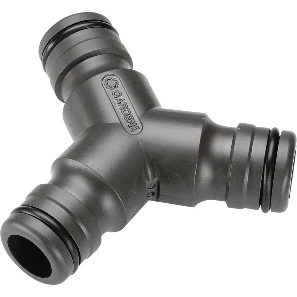 GARDENA 02833-20 Y-koppling Snabbkoppling Pro-system