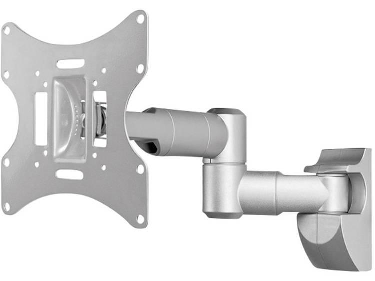 Goobay TV EasyScope Twin M TV-beugel 43,2 cm (17) - 106,7 cm (42) Kantelbaar en zwenkbaar