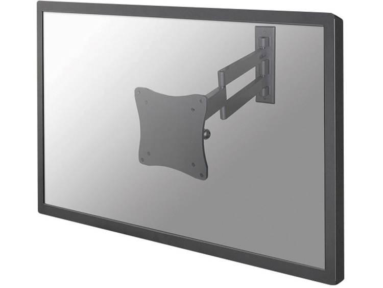 Monitor-wandbeugel NewStar FPMA-W830 25,4 cm (10) - 68,6 cm (27) Kantelbaar en zwenkbaar