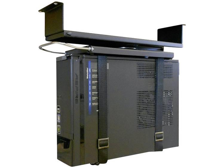 NewStar CPU-D050BLACK PC-houder Zwart