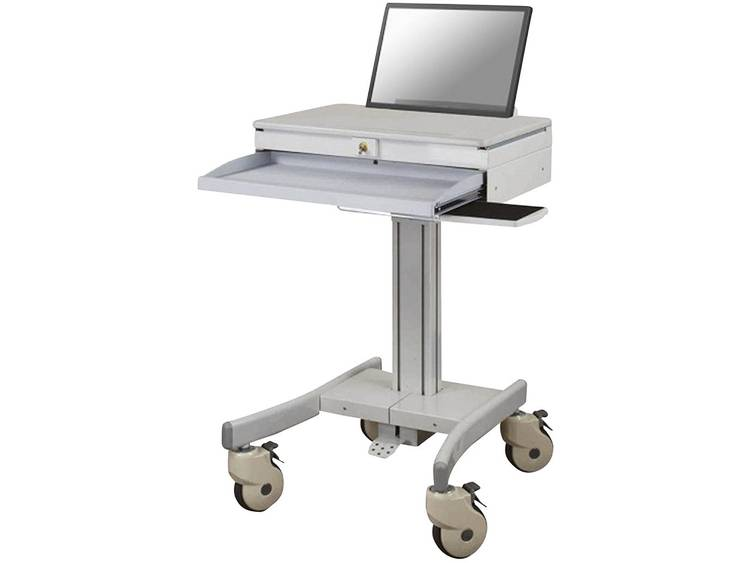 NewStar MED-M100 Laptopstandaard Met muismat, In hoogte verstelbaar