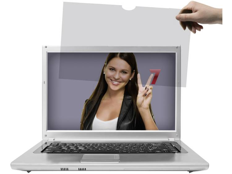 V7 Videoseven PS23.6W9A2-2E Beschermfolie 59.9 cm (23.6 inch) Beeldverhouding: 16:9 PS23.6W9A2-2E Geschikt voor: Monitor, Laptop