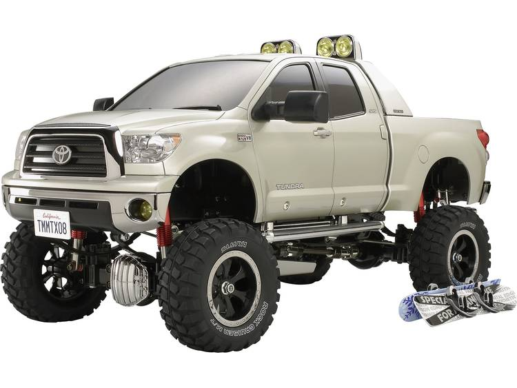 Tamiya Toyota Tundra High Lift Brushed 1:10 RC auto Elektro Monstertruck 4WD Bouwpakket