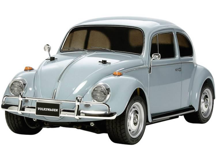Tamiya Volkswagen Beetle Brushed 1:10 RC auto Elektro Straatmodel 2WD Bouwpakket