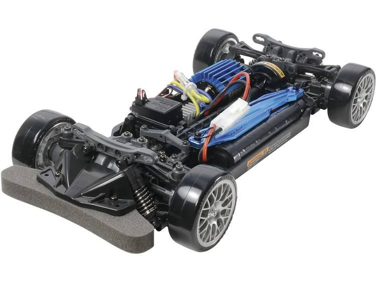 Tamiya TT-02D Drift Spec chassis Brushed 1:10 RC auto Elektro Straatmodel 4WD Bouwpakket