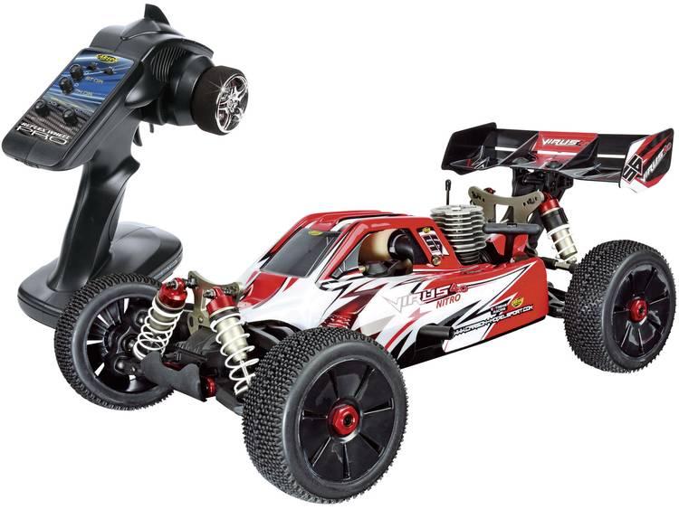 Carson Virus 4.0 1:8 RC auto Nitro Buggy 4WD RTR 2.4 GHz