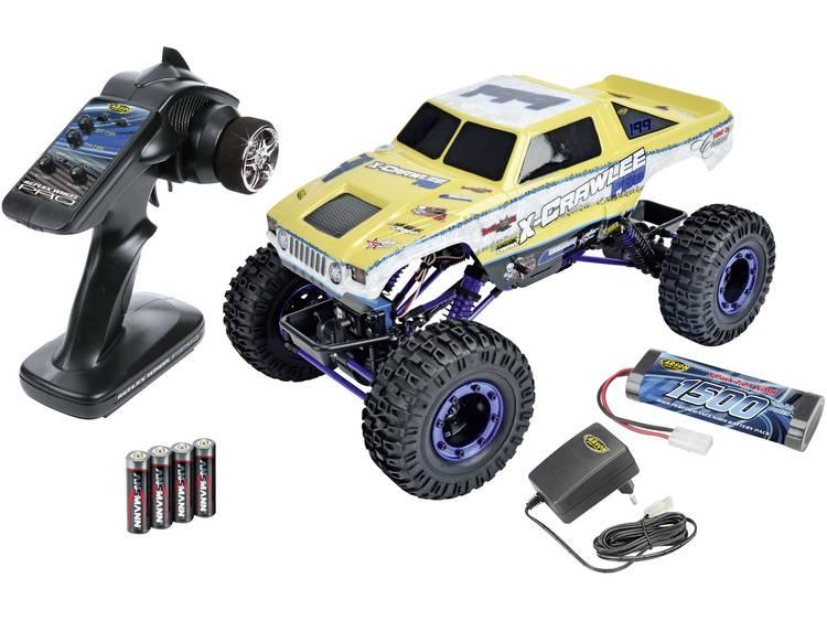 Carson X-Crawlee XL 4WD Brushed 1:10 RC auto Elektro Crawler 4WD 100% RTR 2.4 GHz
