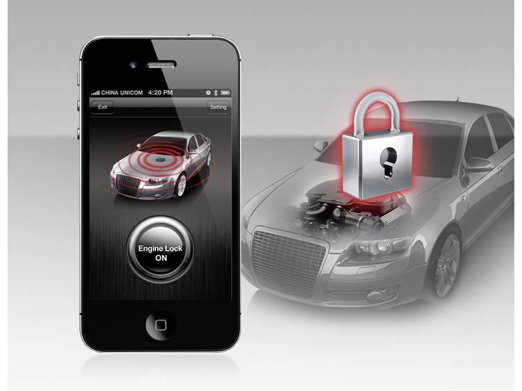 Auto-alarmsysteem Smart Engine Lock for Android SteelMate 12 V