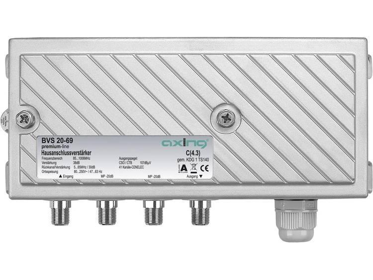 Axing BVS 20 69 Kabeltelevisieversterker 38 dB
