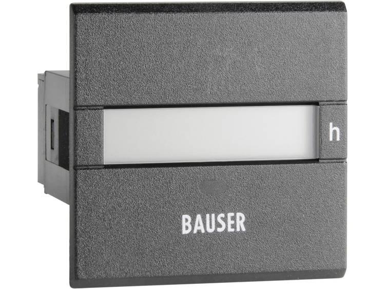 Bauser 3801.2.1.0.1.2 Digitale timer Inbouwmaten 45 x 45 mm