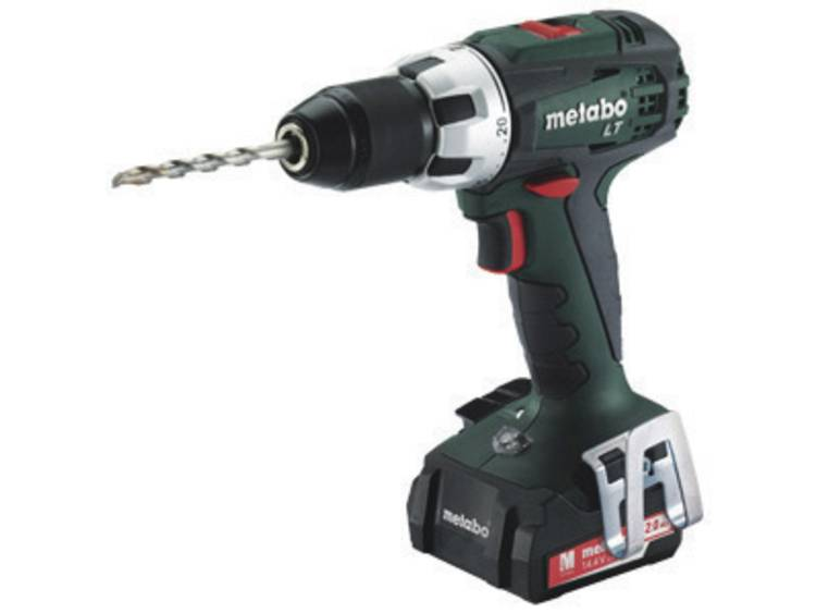 Metabo BS 14.4 LT Compact Accu-schroefboormachine