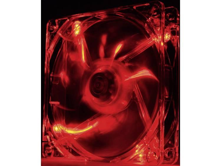 PC ventilator Thermaltake CL-F019-PL12RE-A Helder (b x h x d) 120 x 120 x 25 mm