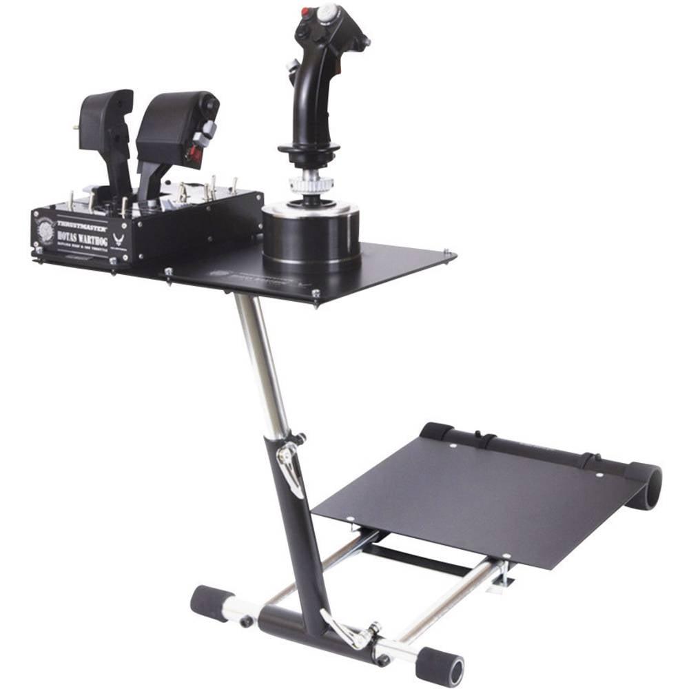 Wheel Stand Pro Hotas Warthog/X55/X52 - Deluxe V2 Fäste för ratt Svart