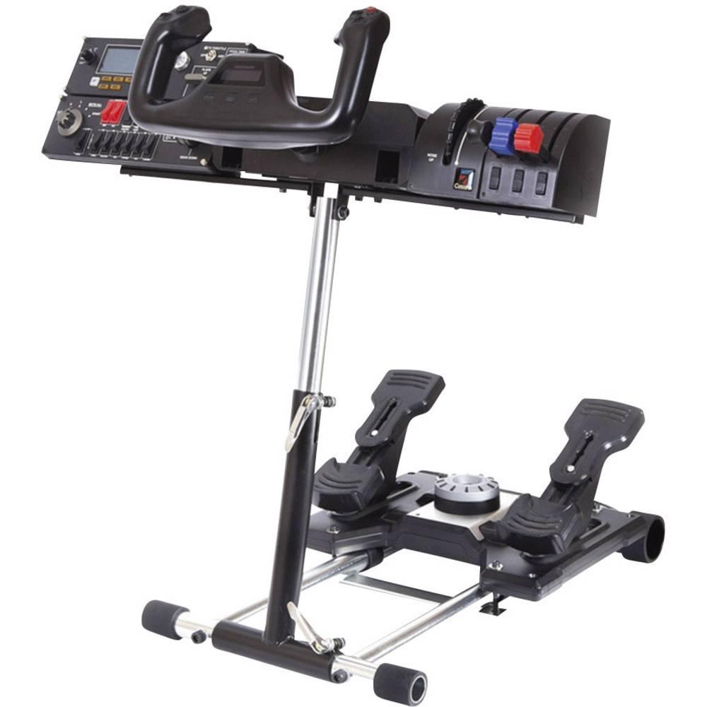 Wheel Stand Pro Saitek Pro Flight Yoke System Fäste för ratt Svart