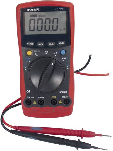 VOLTCRAFT VC820 Digitale multimeter