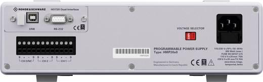 Rohde & Schwarz HMP2020 Labvoeding, regelbaar 0 - 32 V/DC 0 - 10 A 188 W USB, RS232 OVP, Programmeerbaar Aantal uitgangen 2 x