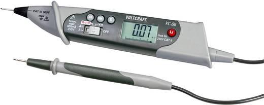 Multimeter VOLTCRAFT VC-86 CAT III 250 V Fabrieksstandaard (zonder certificaat)