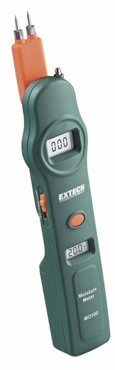 Extech MO100 Materiaalvochtigheidsmeter Meetbereik bouwvochtigheid 0 tot 100 %Vol. Meetbereik houtvochtigheid 0 tot 100