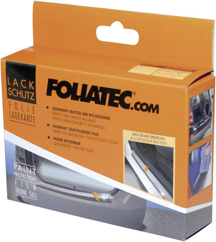 Image of Foliatec 34125 Verf beschermfolie voor tildrempel