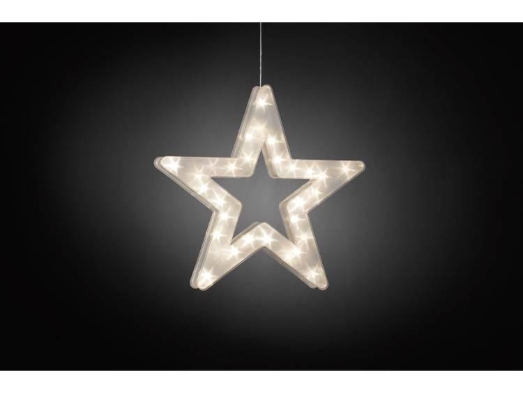 led sfeerlamp ster met sterreneffect
