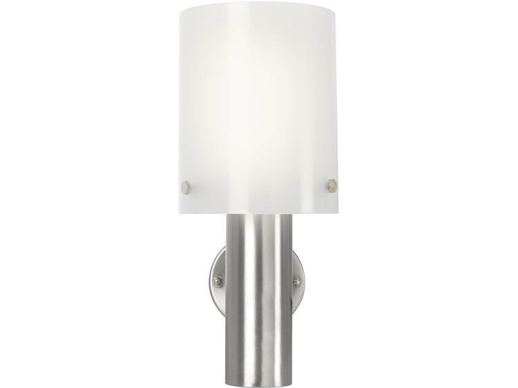 Renkforce Buiten LED-wandlamp 10.5 W Zilver